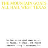 All Hail West Texas